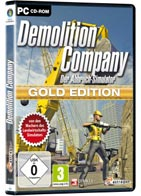 Demolition Company Cover
